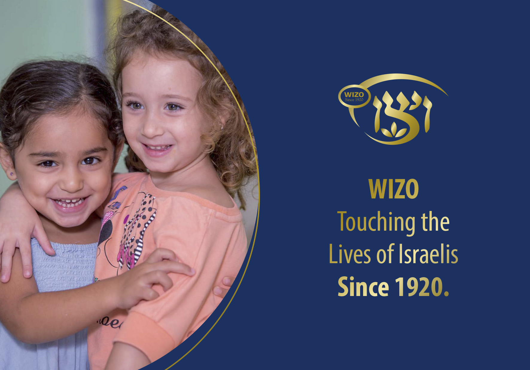 Framsida på Fakta om WIZO